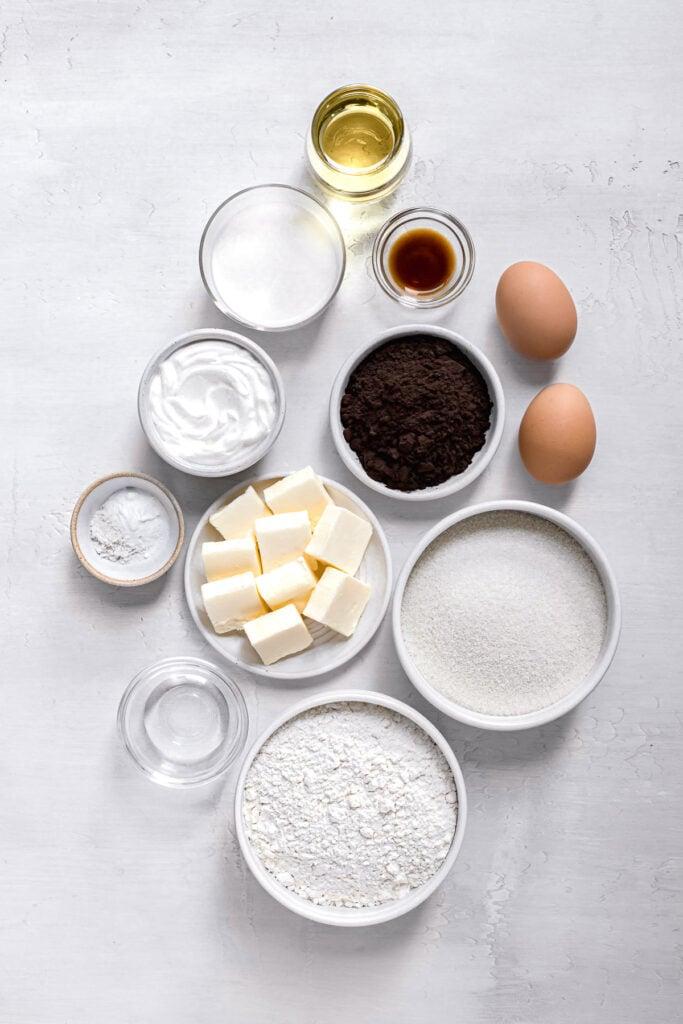 ingredients for black velvet cake recipe